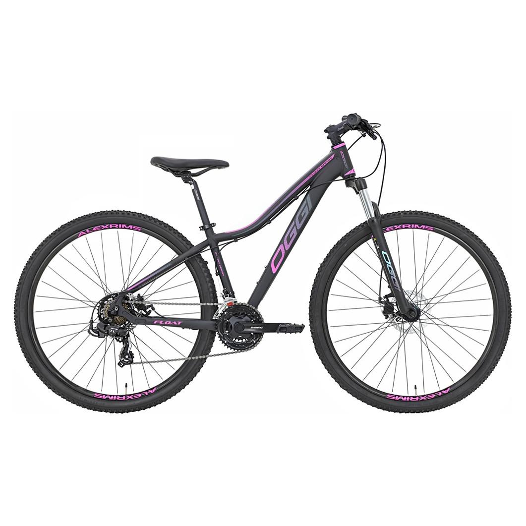 Bicicleta MTB Feminina Oggi Float Sport 21v 2021