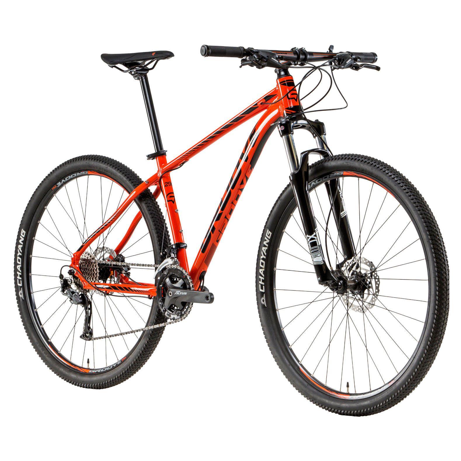 Bicicleta MTB Groove SKA 70 27v 2018