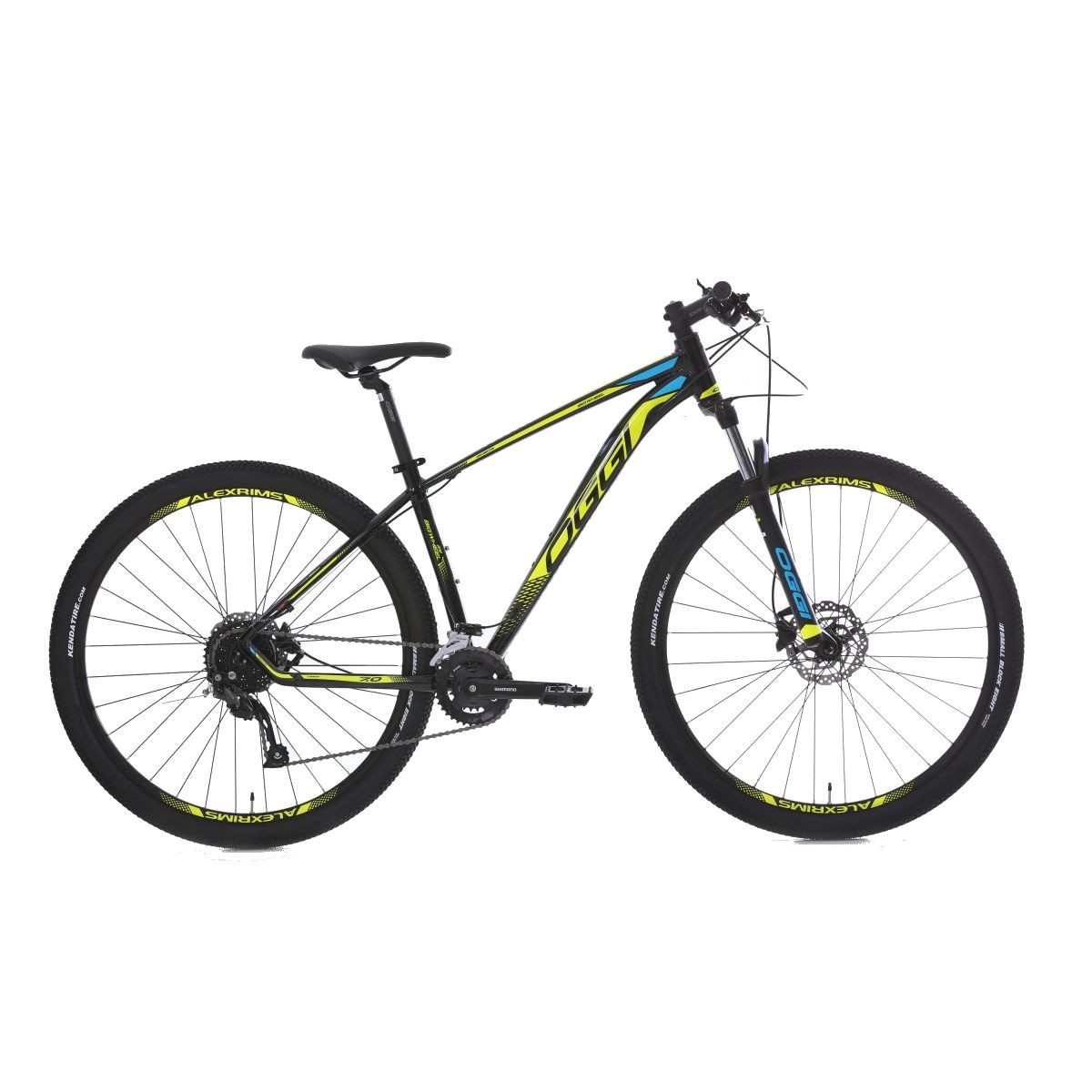 Bicicleta MTB Oggi Big Wheel 7.0 18v 2020