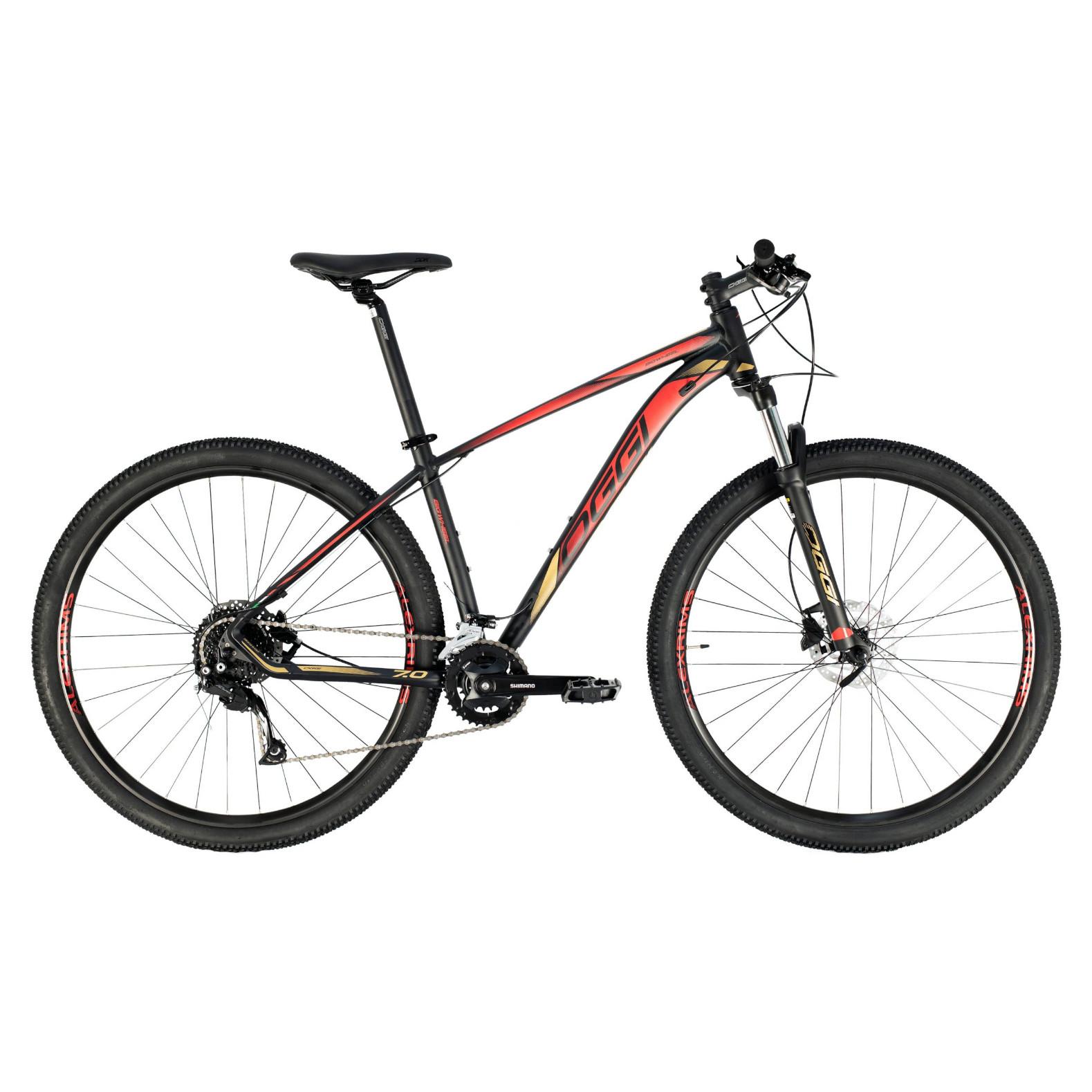 Bicicleta MTB Oggi Big Wheel 7.0 18v 2021