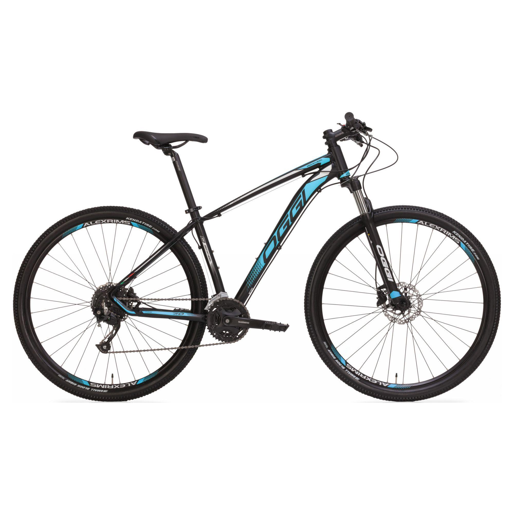 Bicicleta MTB Oggi Big Wheel 7.0 27v 2019