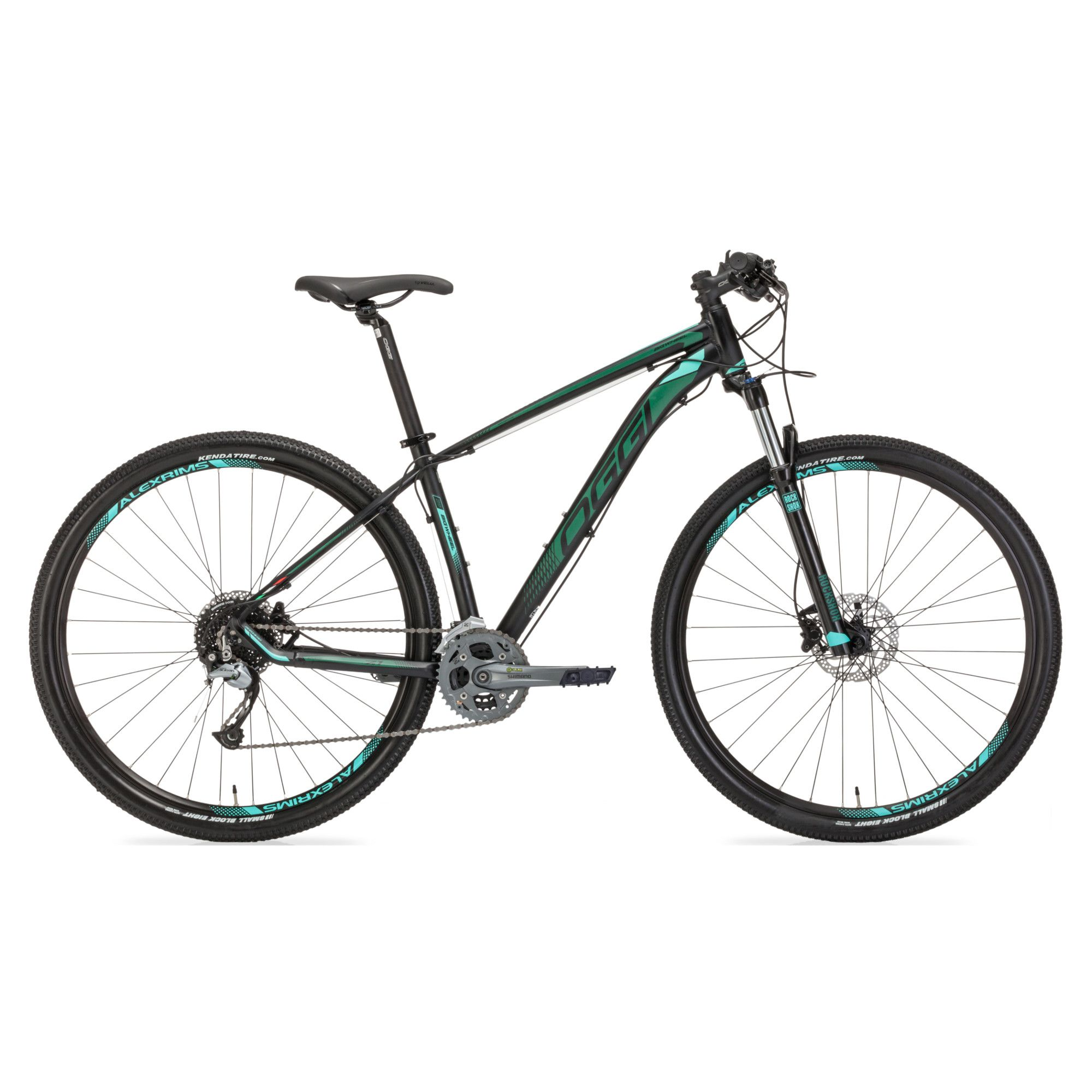 Bicicleta MTB Oggi Big Wheel 7.1 27v 2019
