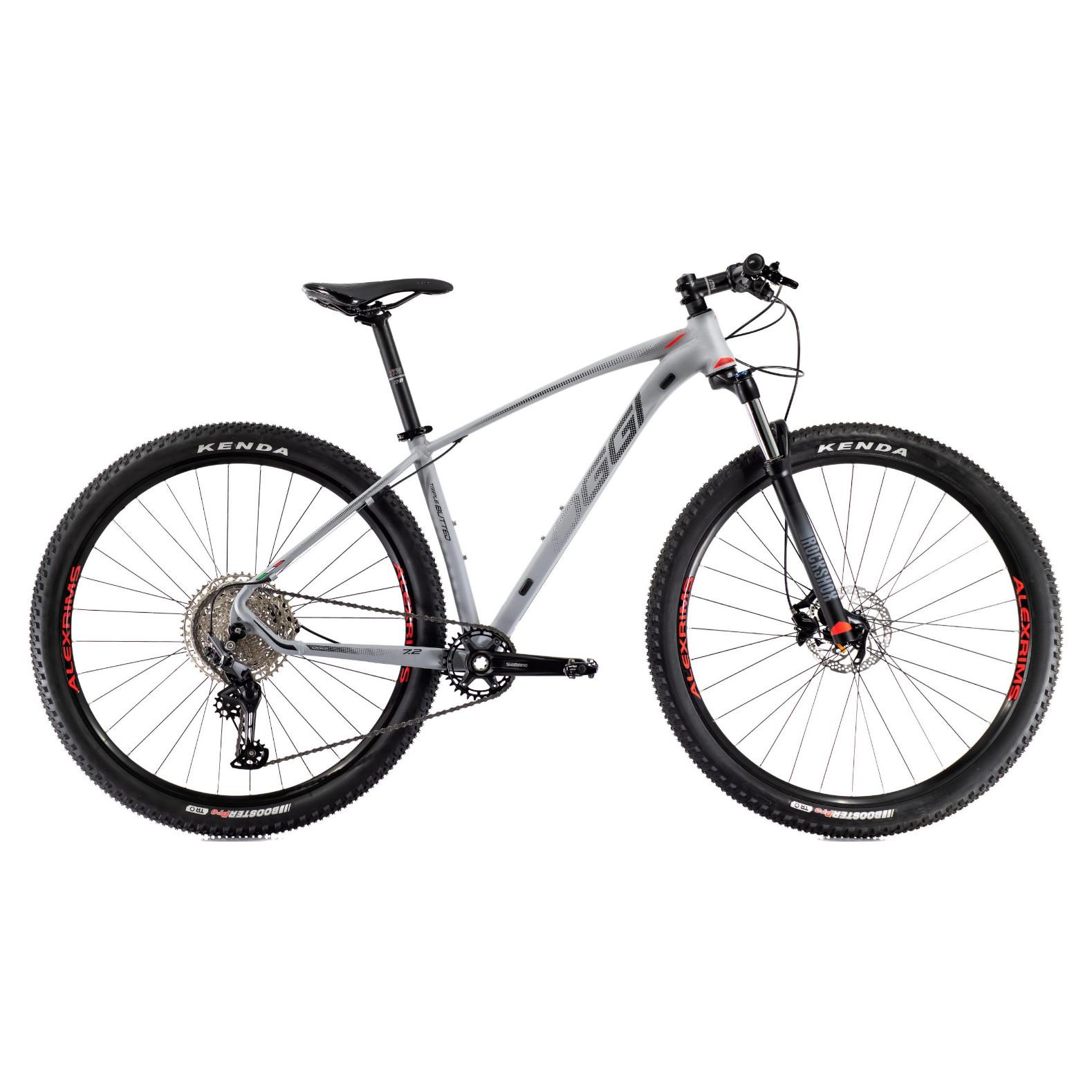 Bicicleta MTB Oggi Big Wheel 7.2 11v 2021