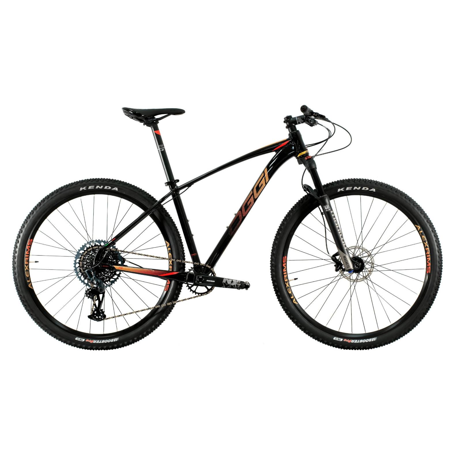 Bicicleta MTB Oggi Big Wheel 7.5 12v 2021