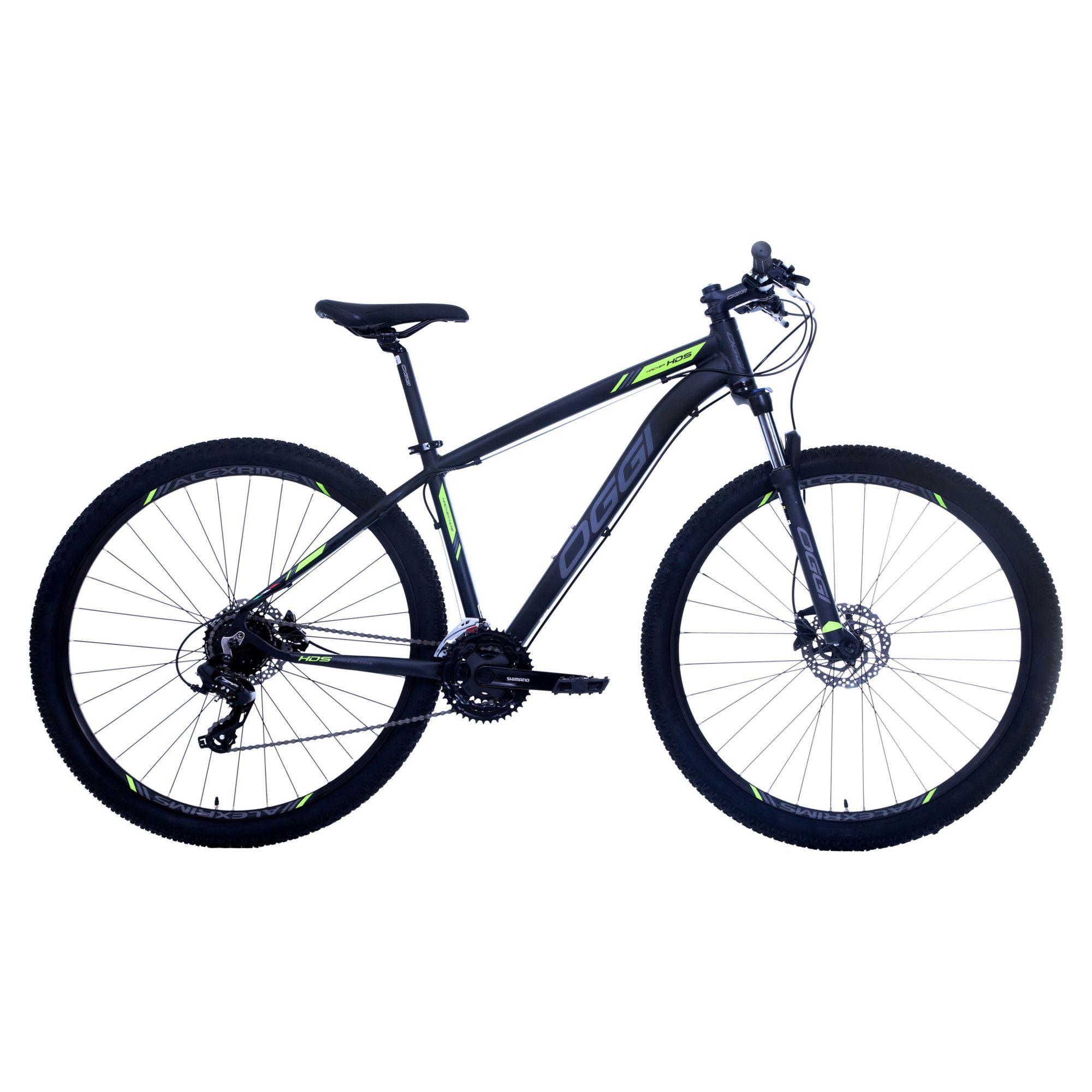 Bicicleta MTB Oggi Hacker Sport HDS 24v