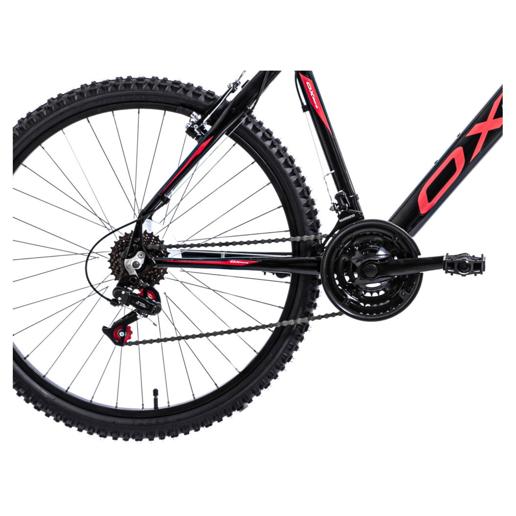Bicicleta MTB OX Hard Glide 21v aro 26 2020