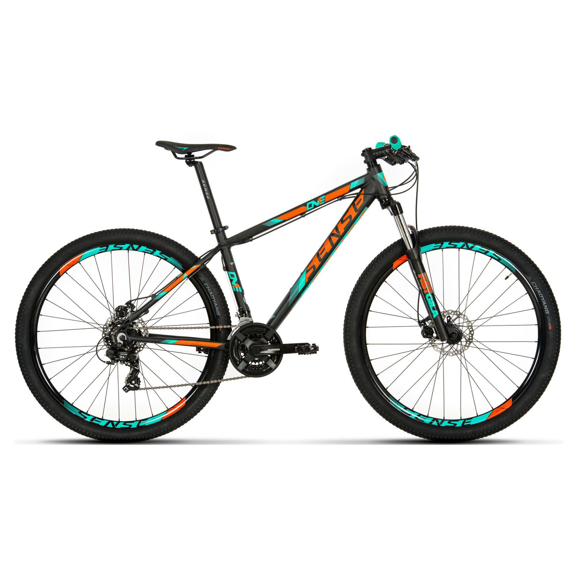 Bicicleta MTB Sense One 21V 2019