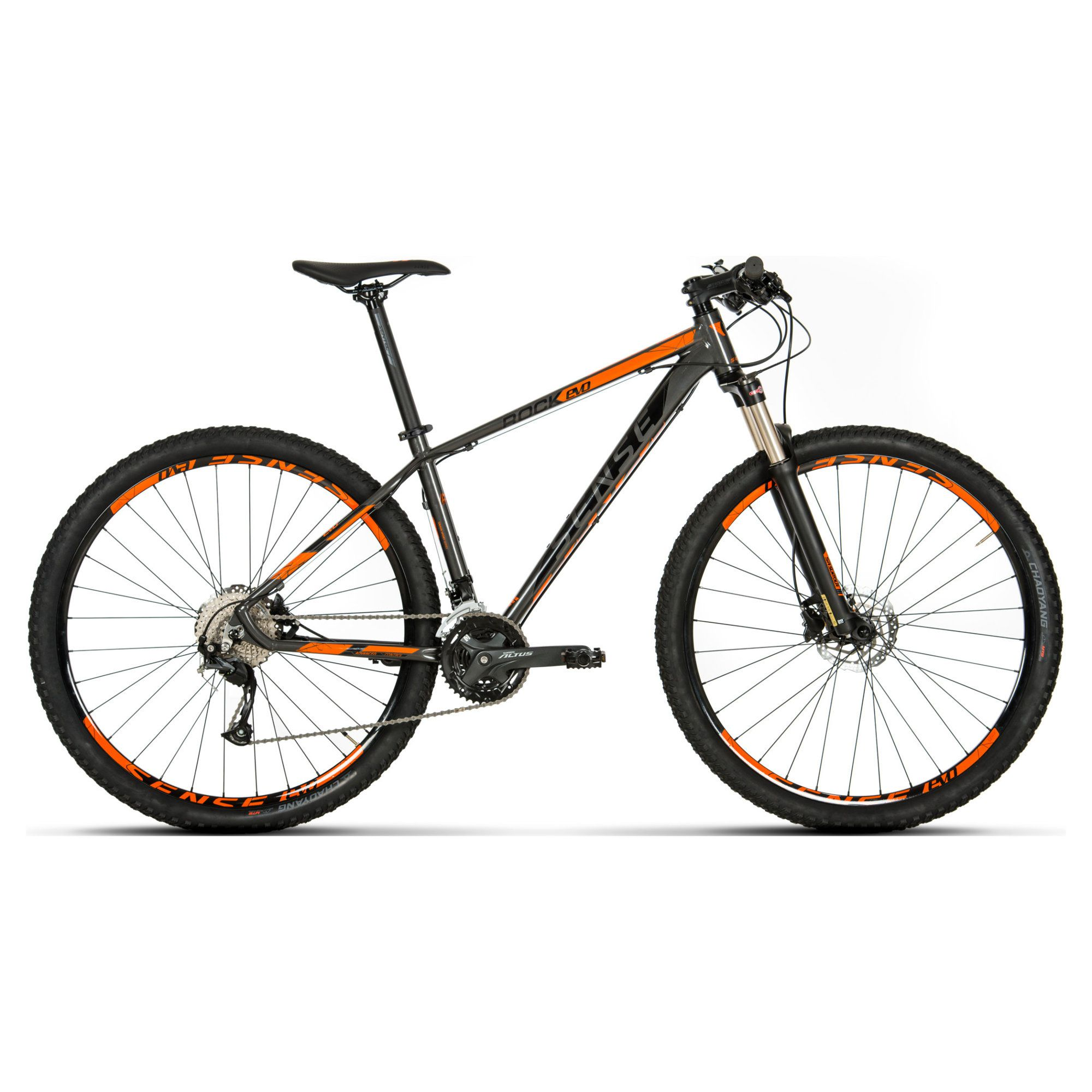Bicicleta MTB Sense Rock Evo 27v 2019
