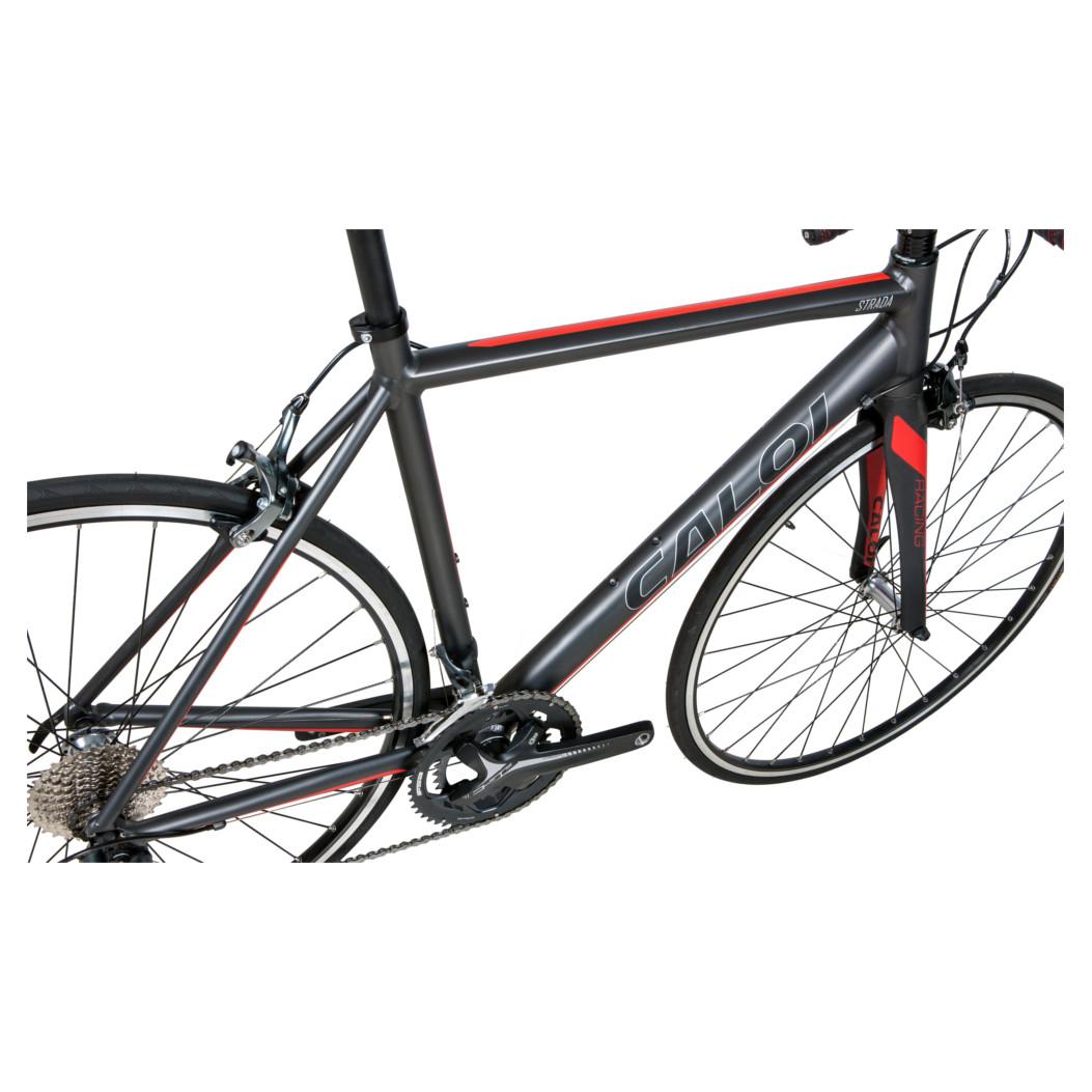 Bicicleta Speed Caloi Strada Racing 20v 2020