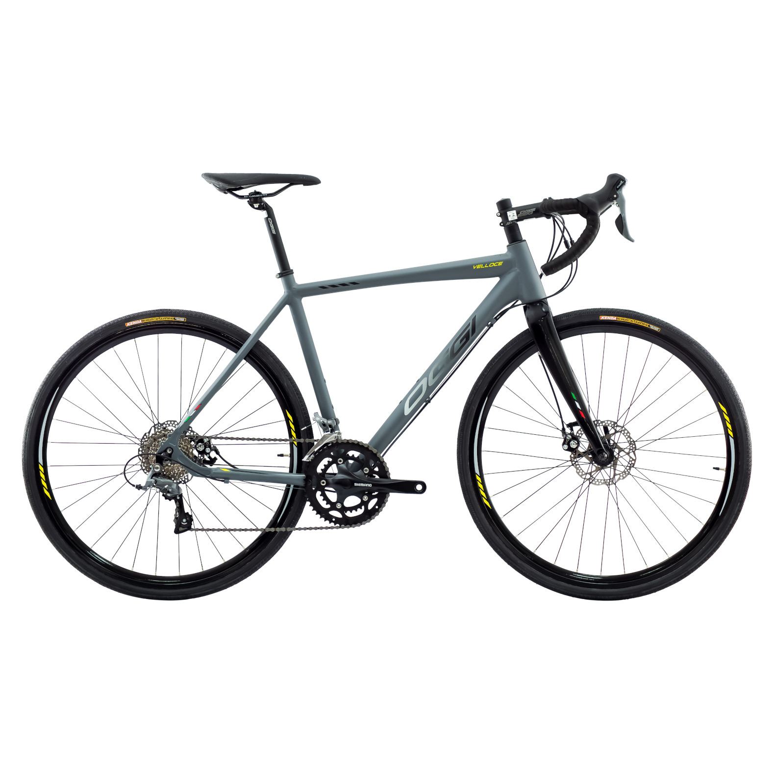 Bicicleta Speed Oggi Velloce Disc 16v 2022