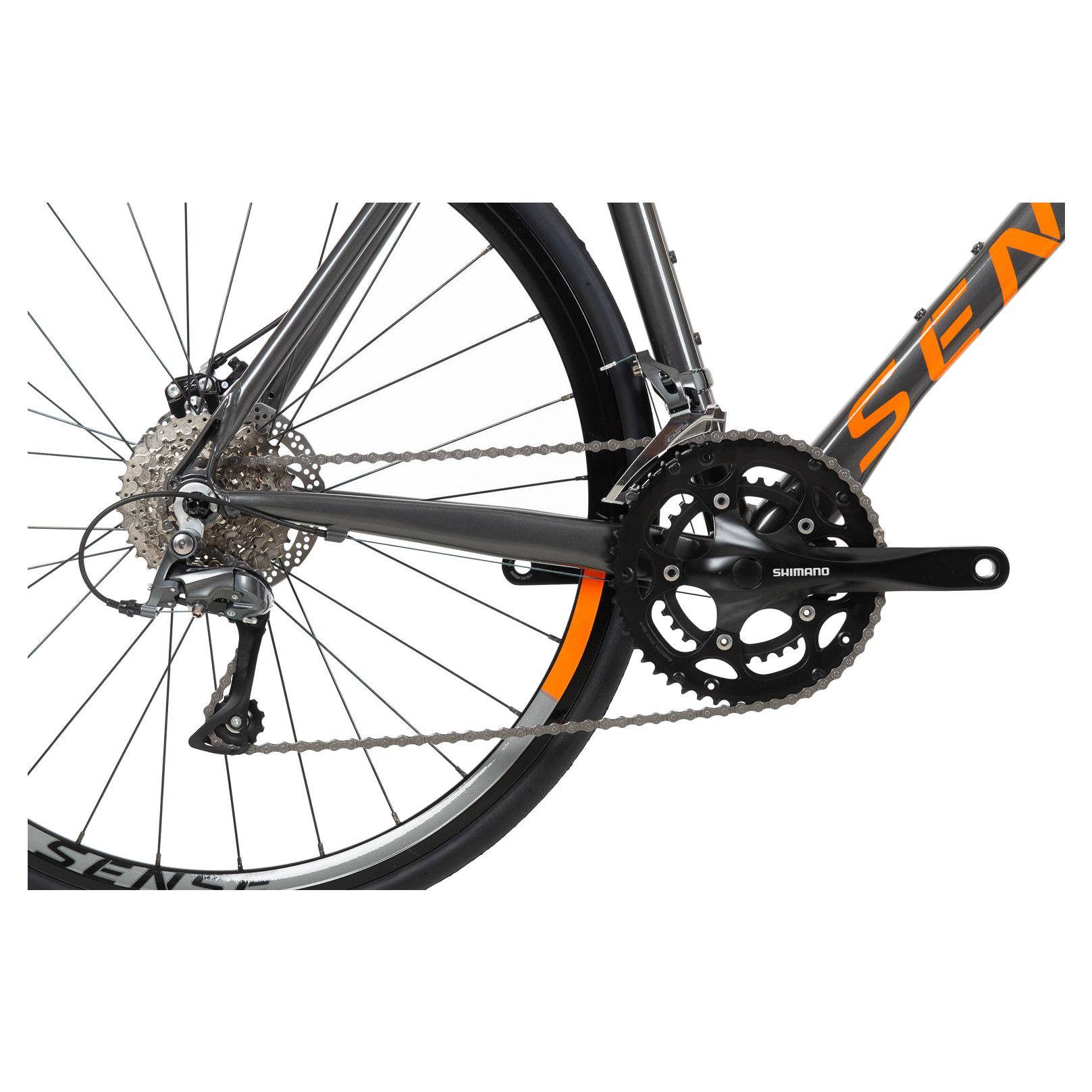 Bicicleta Speed Sense Criterium Comp 16v 2020