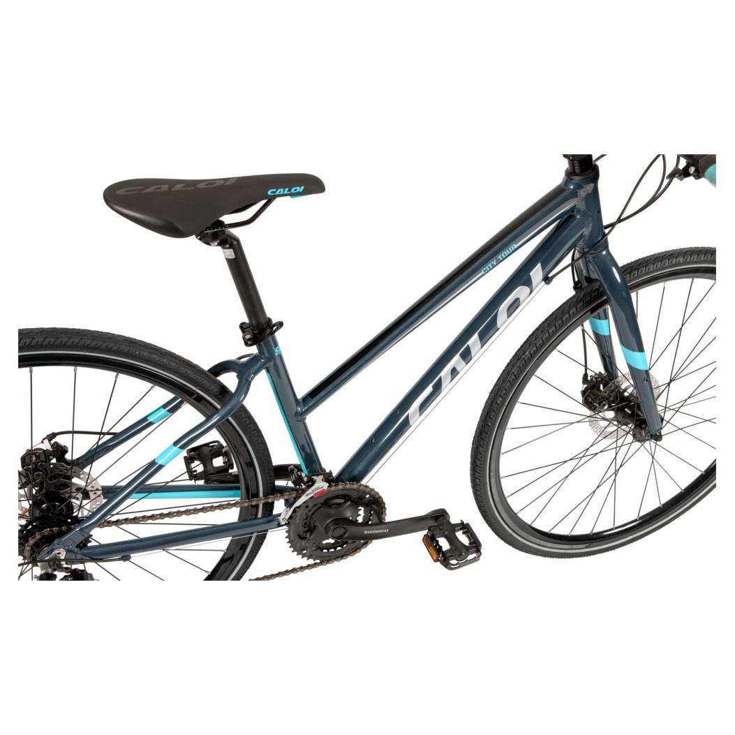 Bicicleta Urbana Caloi City Tour Sport Feminina 21v 2018