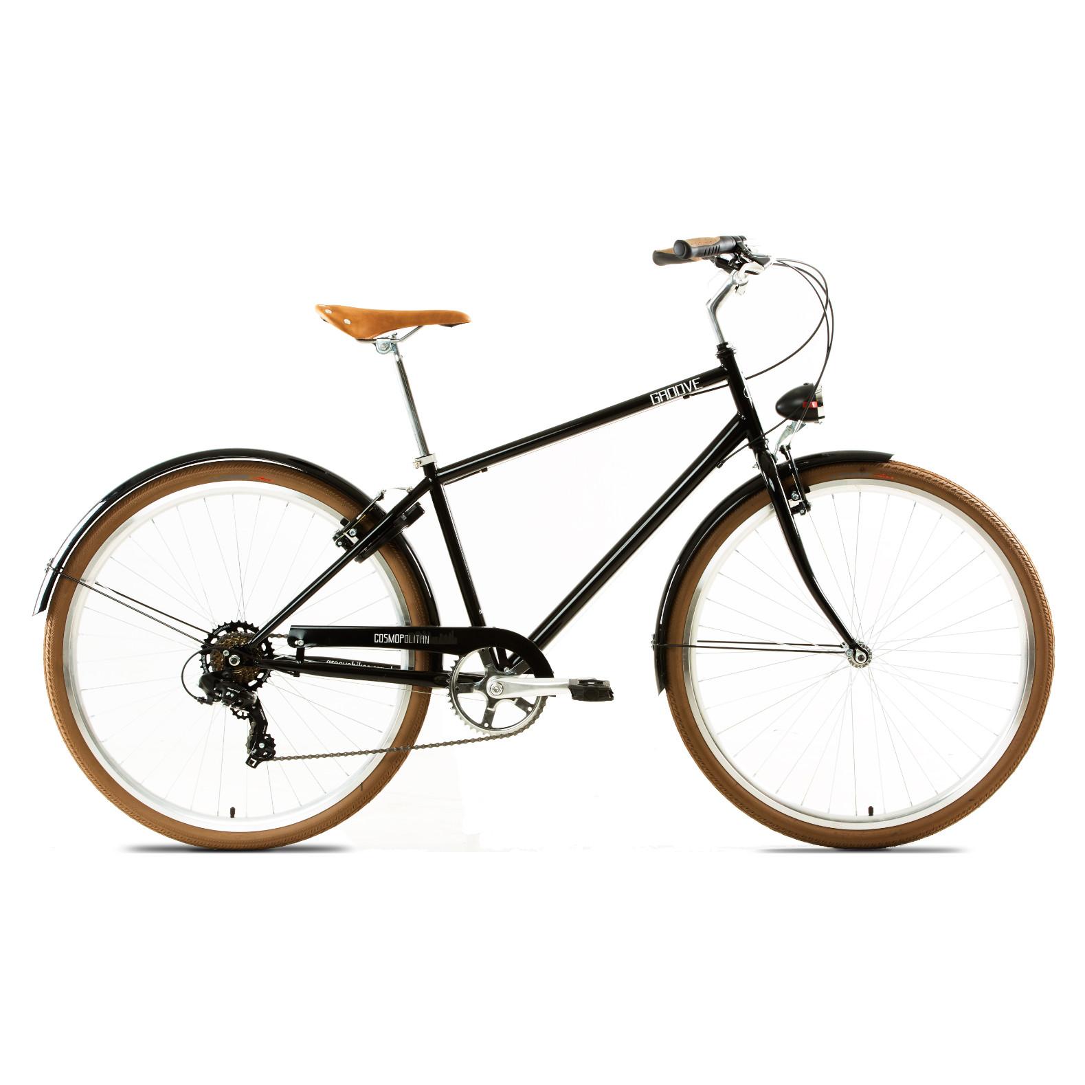 Bicicleta Urbana Groove Cosmopolitan 7v 2021