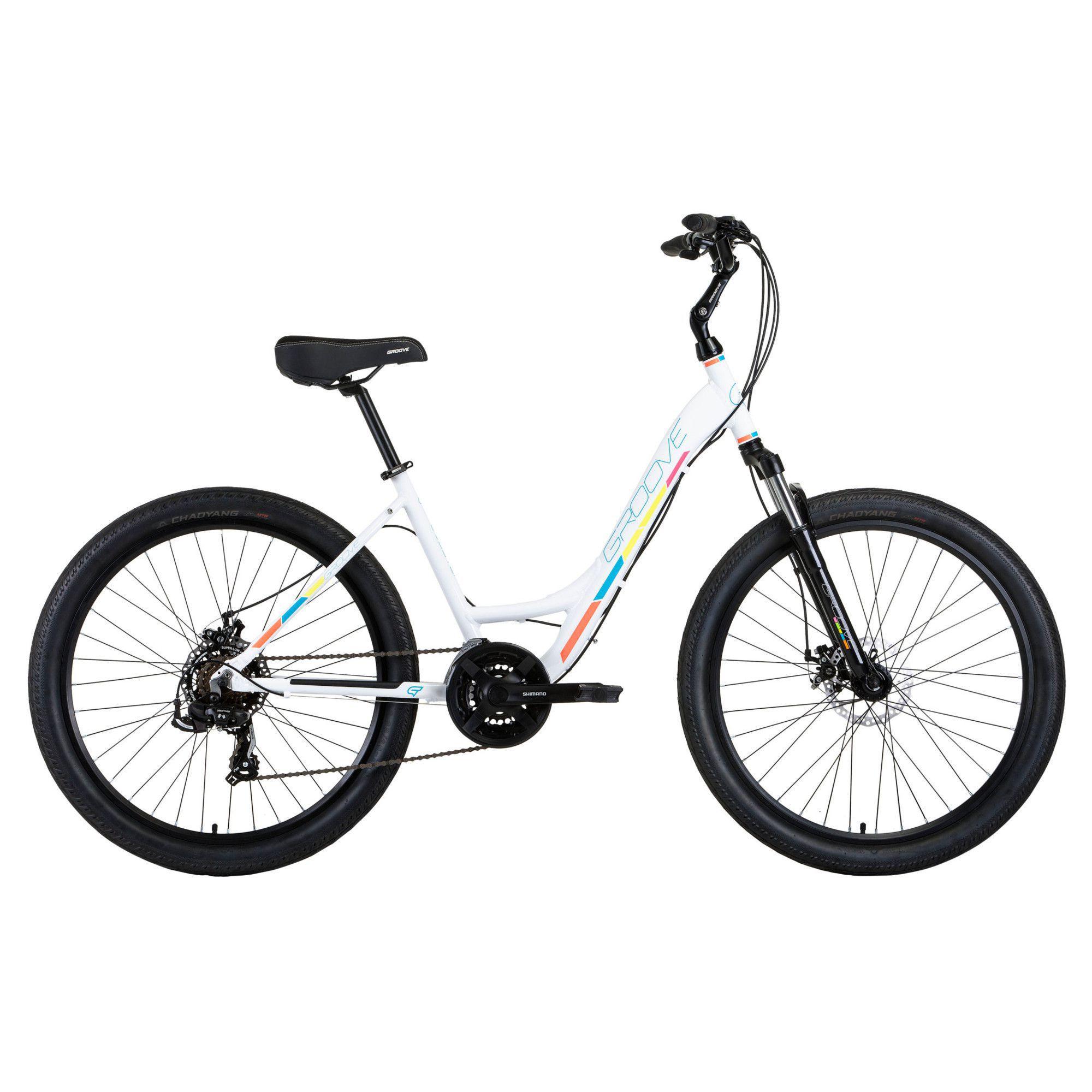 Bicicleta Urbana Groove Dubstep 21v