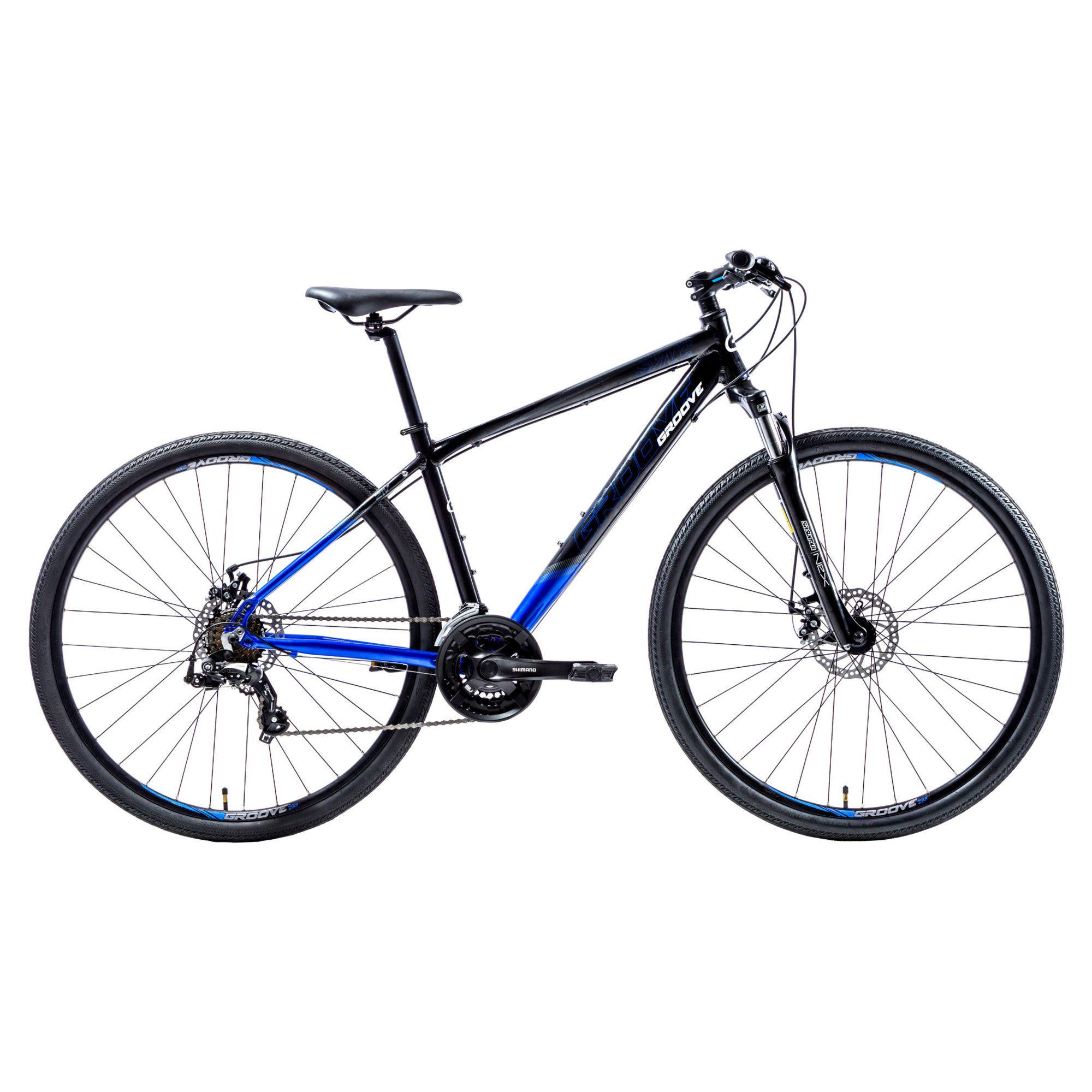 Bicicleta Urbana Groove Sync Trail 21v 2017