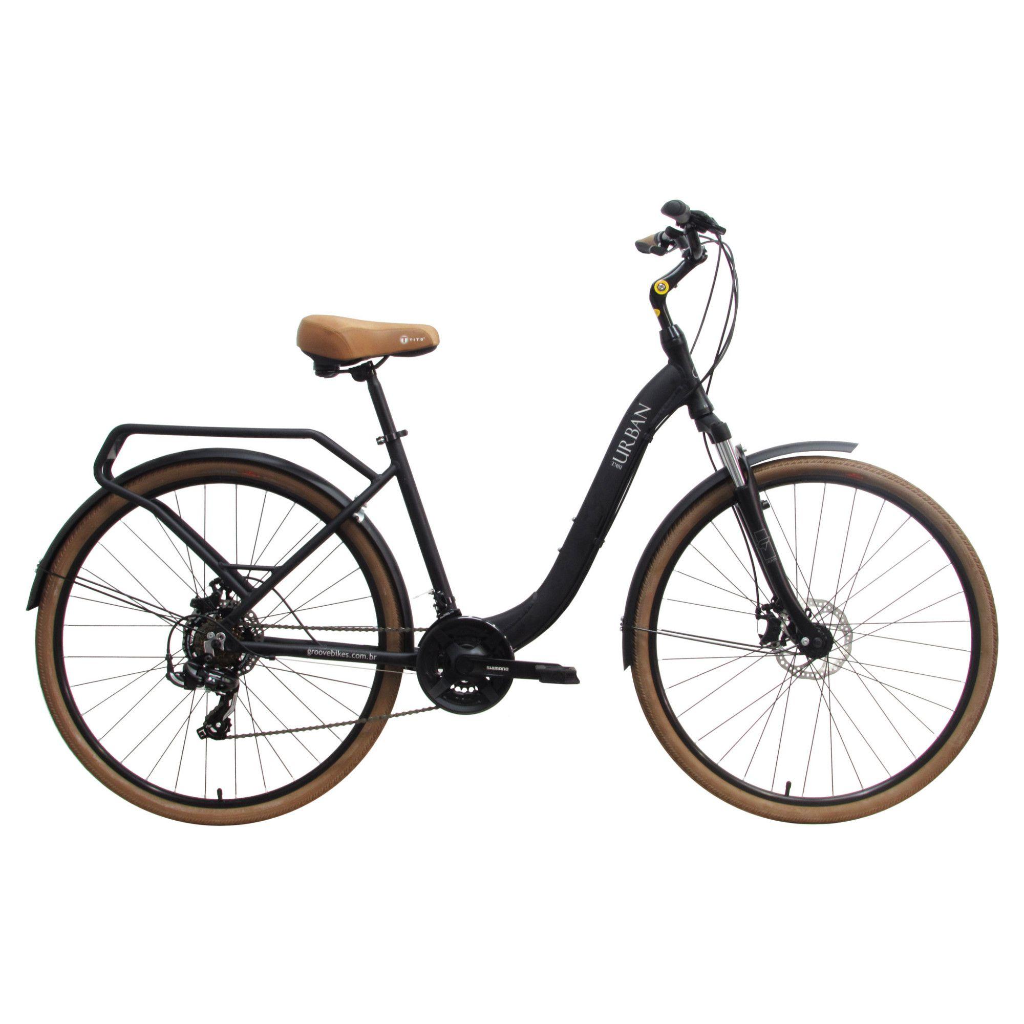 Bicicleta Urbana Groove Urban ID 21v 2019