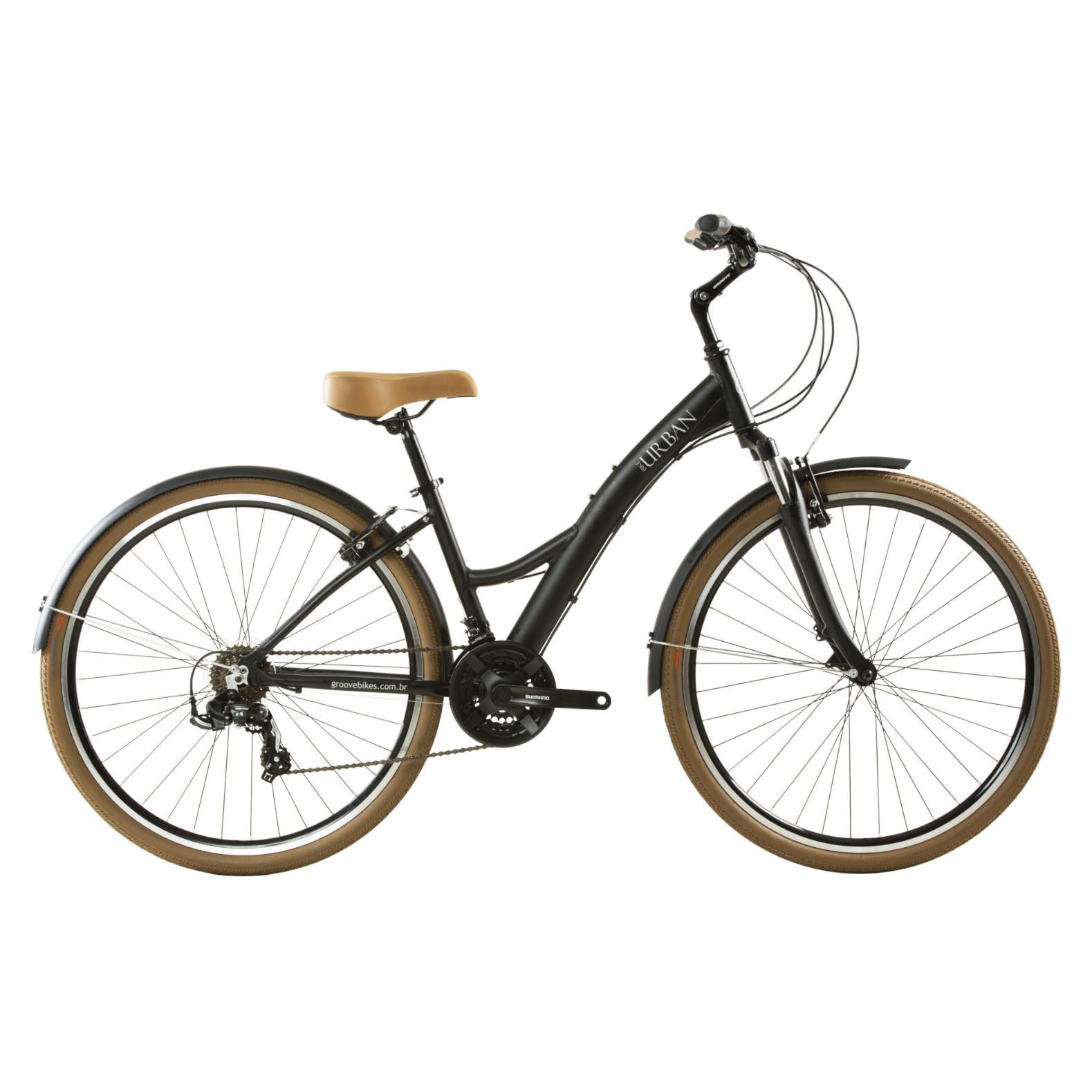 Bicicleta Urbana Groove Urban VB 21v 2019