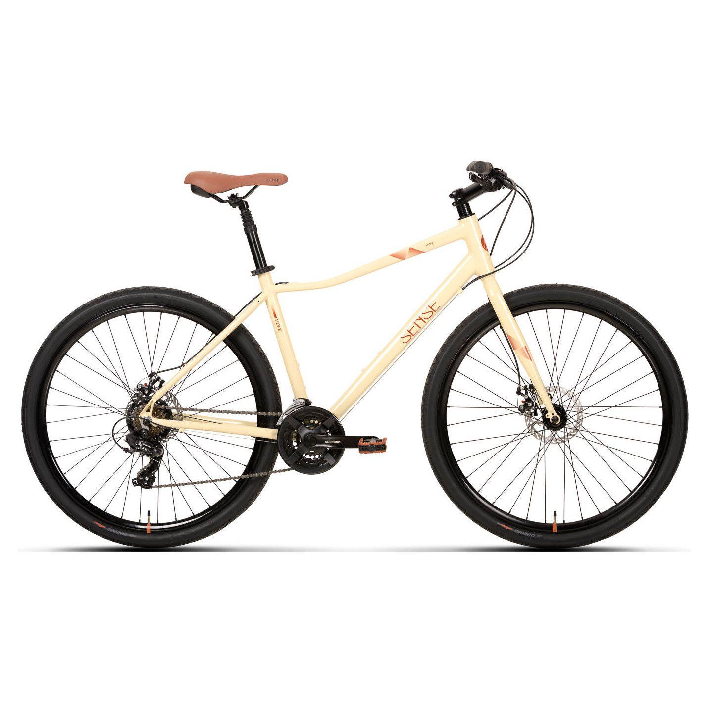 Bicicleta Urbana Sense Move 21v 2020