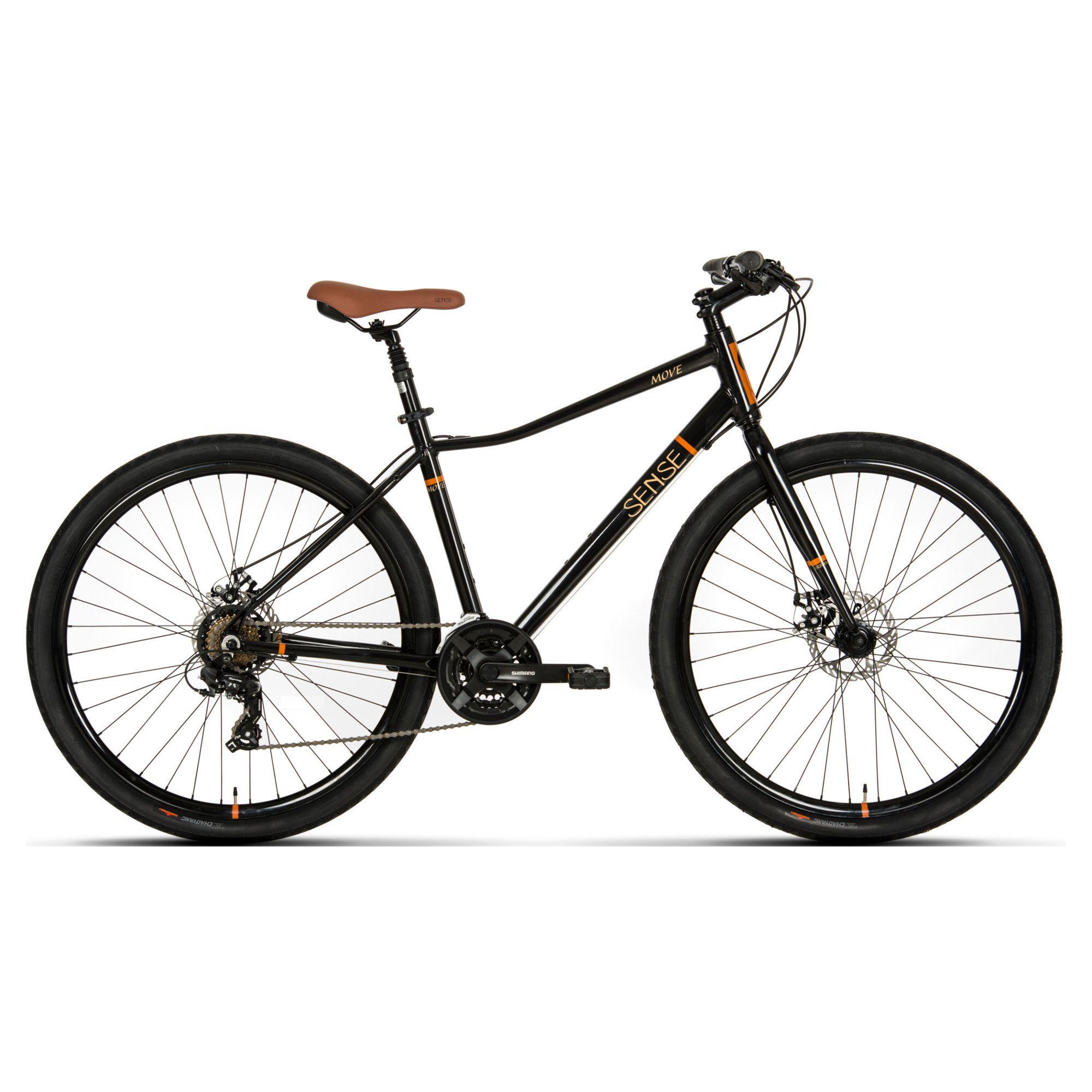 Bicicleta Urbana Sense Move Disc 21v 2019