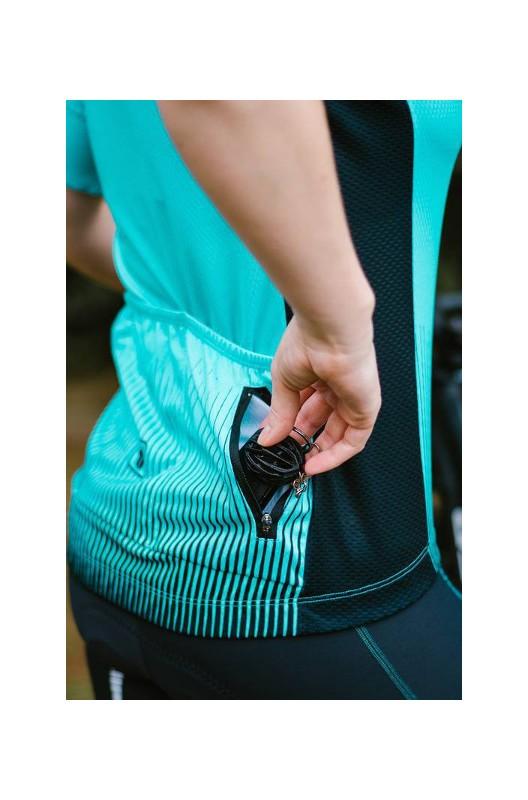 Blusa de Ciclismo Feminina Free Force Sport Thaw