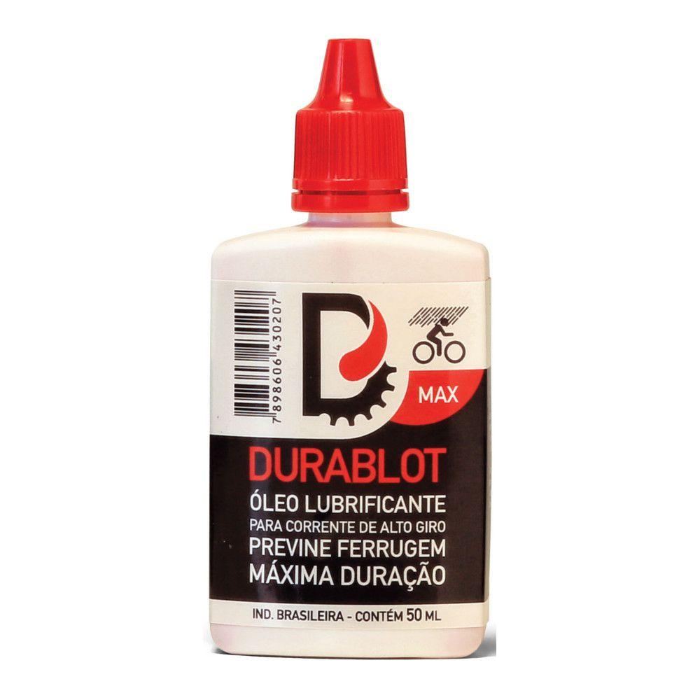 Lubrificante Durablot MAX úmido viscoso 50ml