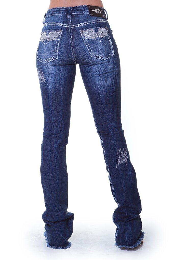 JEANS AMBER