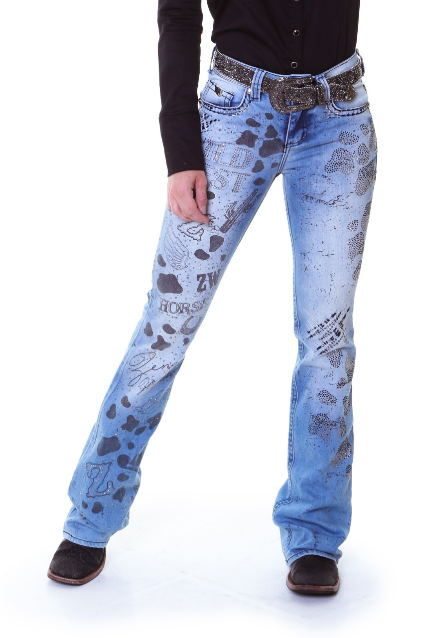 JEANS COW