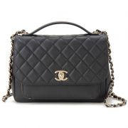 BOLSA CHANEL BUSINESS AFFINITY FLAP BAG