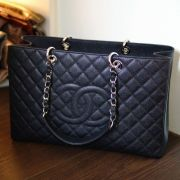 BOLSA CHANEL GRAND SHOPPER TOTE CAVIAR