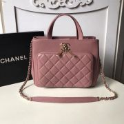 BOLSA CHANEL SHOPPING BAG GRAINED CALFSKIN A93794