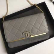 BOLSA CHANEL WALLET ON CHAIN WOC A70641