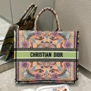 BOLSA DIOR LIGHTS BOOK TOTE
