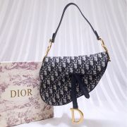 BOLSA DIOR SADDLE MONOGRAM