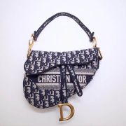 BOLSA DIOR SADDLE OBLIQUE