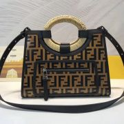 BOLSA FENDI MINI RUNAWAY SHOPPER