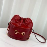 BOLSA GUCCI 1955 HORSEBIT BUCKET BAG