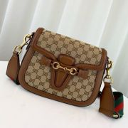 BOLSA GUCCI LADY WEB ORIGINAL GG SHOULDER BAG