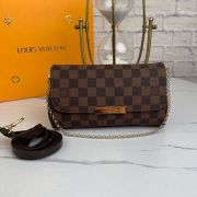 BOLSA LOUIS VUITTON FAVORITE DAMIER EBENE