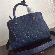BOLSA LOUIS VUITTON MONTAIGNE MONOGRAM EMPREINTE