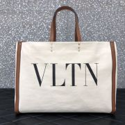 BOLSA VALENTINO GARAVANI VLTN CANVAS SHOPPING BAG