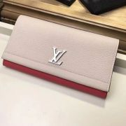CARTEIRA LOUIS VUITTON LOCKME M62350