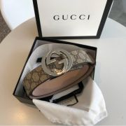 CINTO GUCCI GG SUPREME BROWN