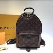 MOCHILA LOUIS VUITTON PALM SPRINGS MONOGRAM