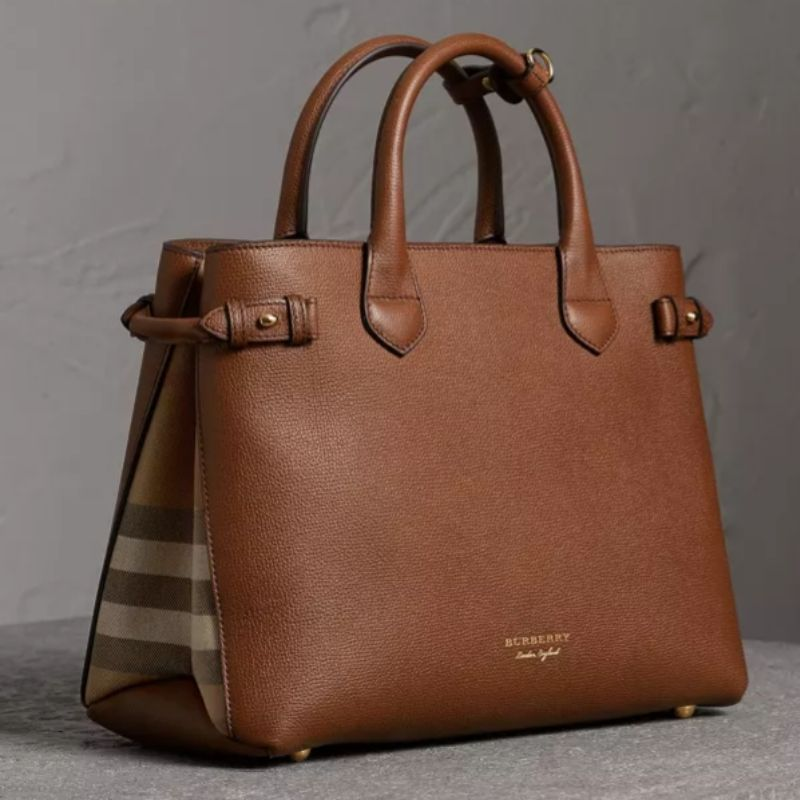 BOLSA BURBERRY BANNER HOUSE CHECK