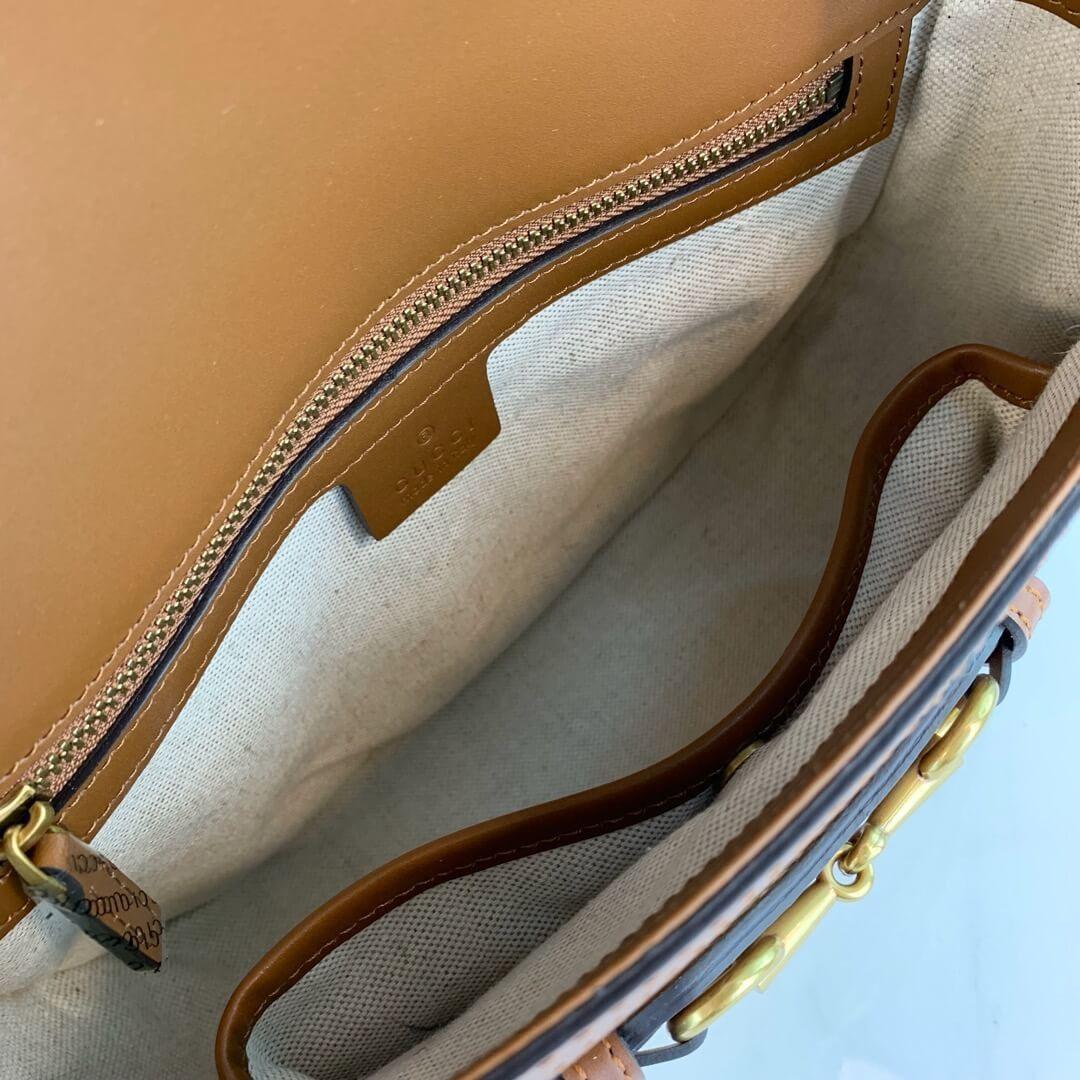 BOLSA GUCCI LADY WEB ORIGINAL GG SHOULDER BAG