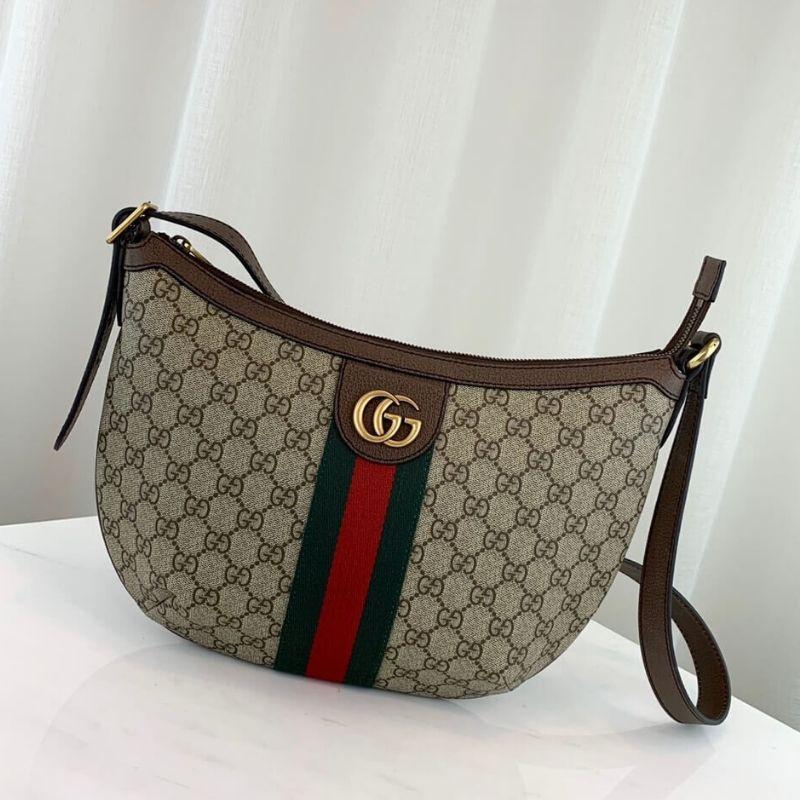 BOLSA GUCCI OPHIDIA GG SMALL SHOULDER BAG 598125