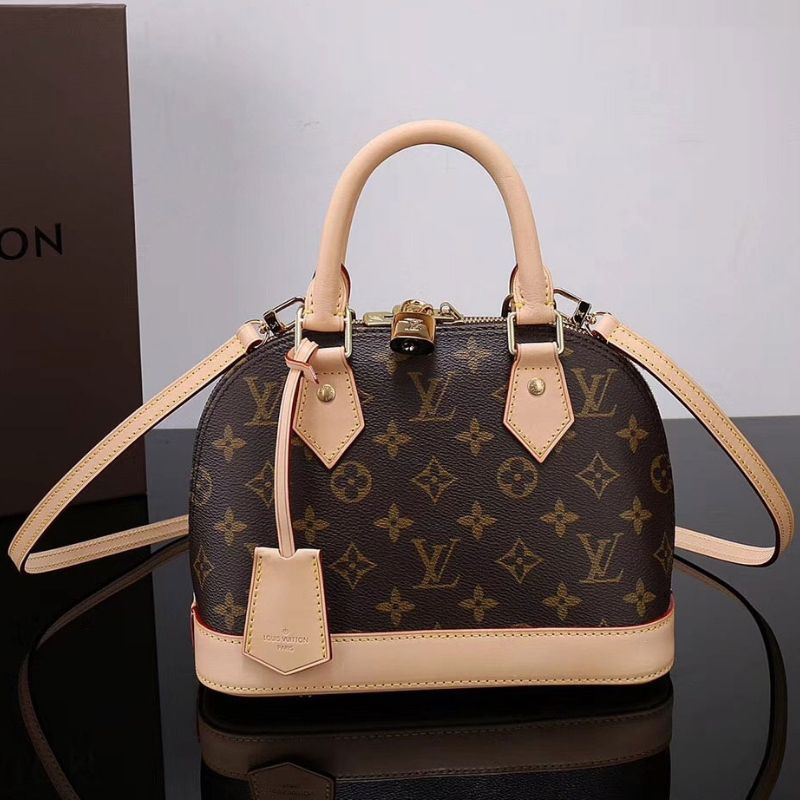 BOLSA LOUIS VUITTON ALMA MONOGRAM BB