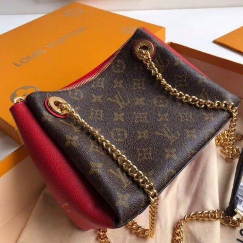BOLSA LOUIS VUITTON SURENE BB MONOGRAM