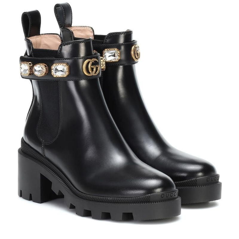 BOTA GUCCI ANKLE BOOT