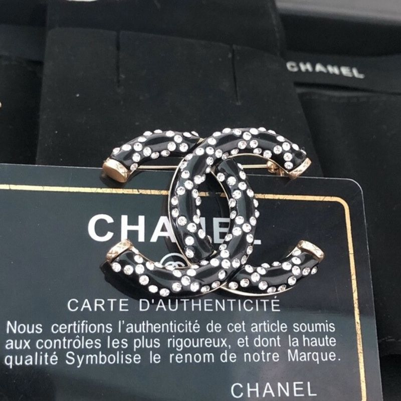 BROCHE CHANEL CC 91